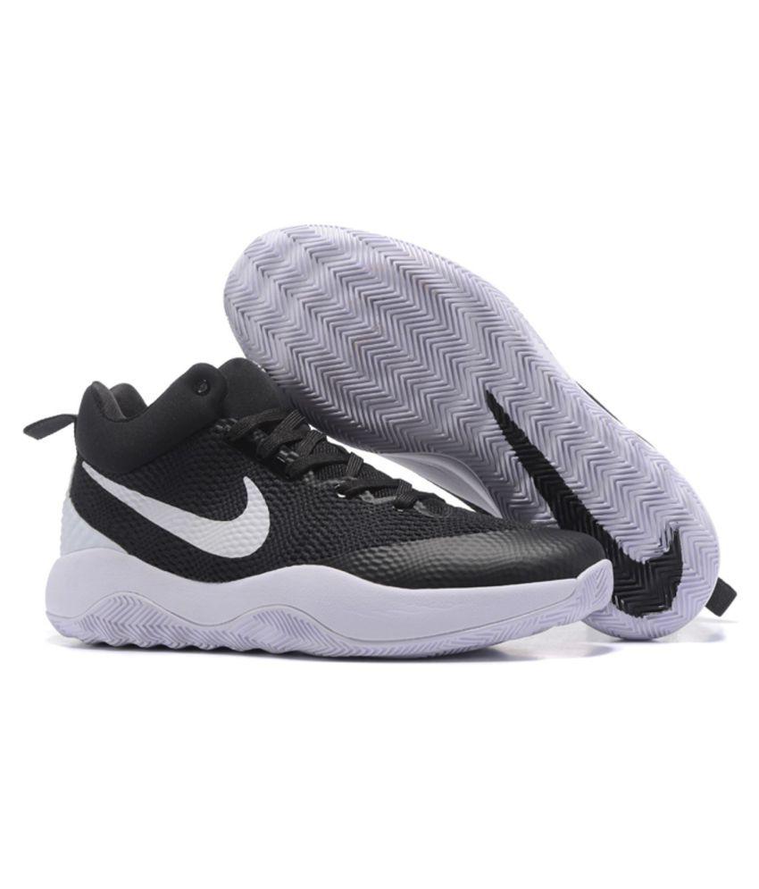 nike hyper rev 2017 black basketball shoes