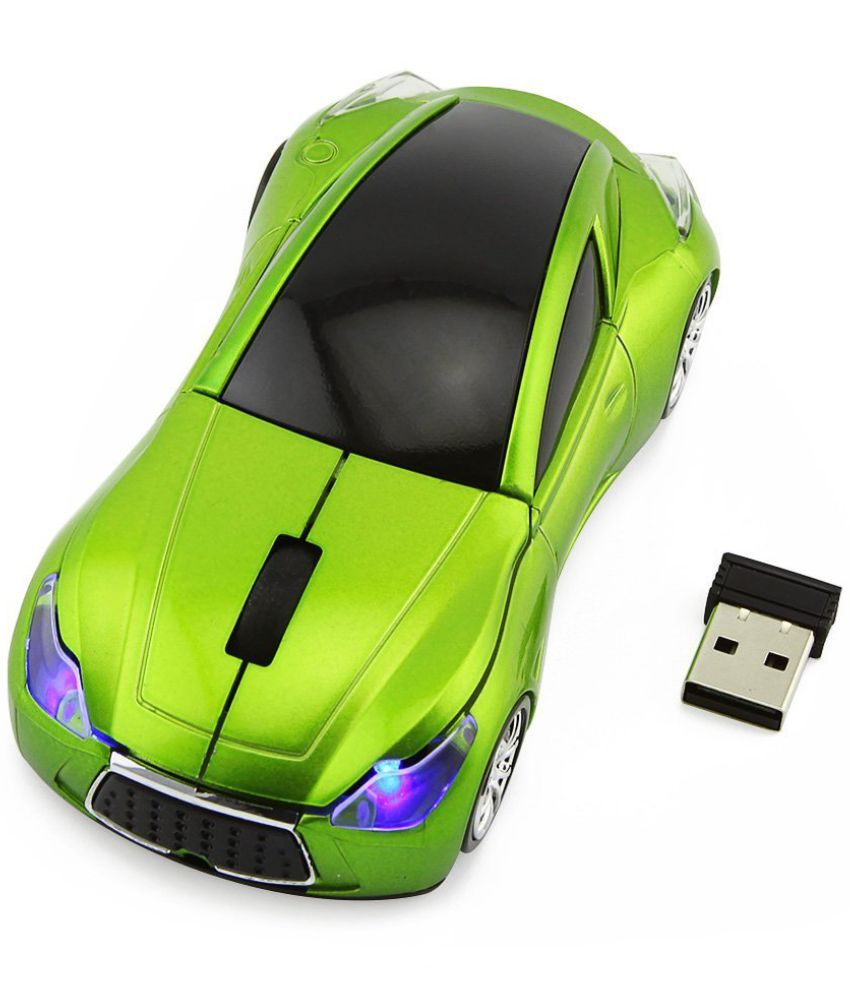 Usbkingdom Sports Car 2.4GHz Wireless Mouse Optical Gaming Mouse with USB Receiver 1600DPI 3 Buttons for PC Laptop Computer Green - Buy Usbkingdom Sports Car 2.4GHz Wireless Mouse Optical Gaming Mouse with USB Receiver 1600DPI 3 Buttons for PC Laptop Computer Green Online at Low Price in India - SnapdealUsbkingdom Sports Car 2.4GHz Wireless Mouse Optical Gaming Mouse with USB Receiver 1600DPI 3 Buttons for PC Laptop Computer Green - 웹