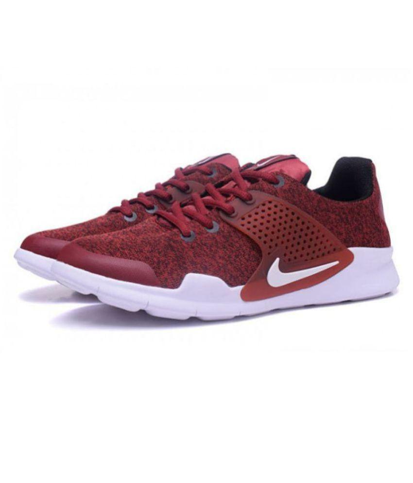 Nike Arrowz Red Running Shoes - Buy
