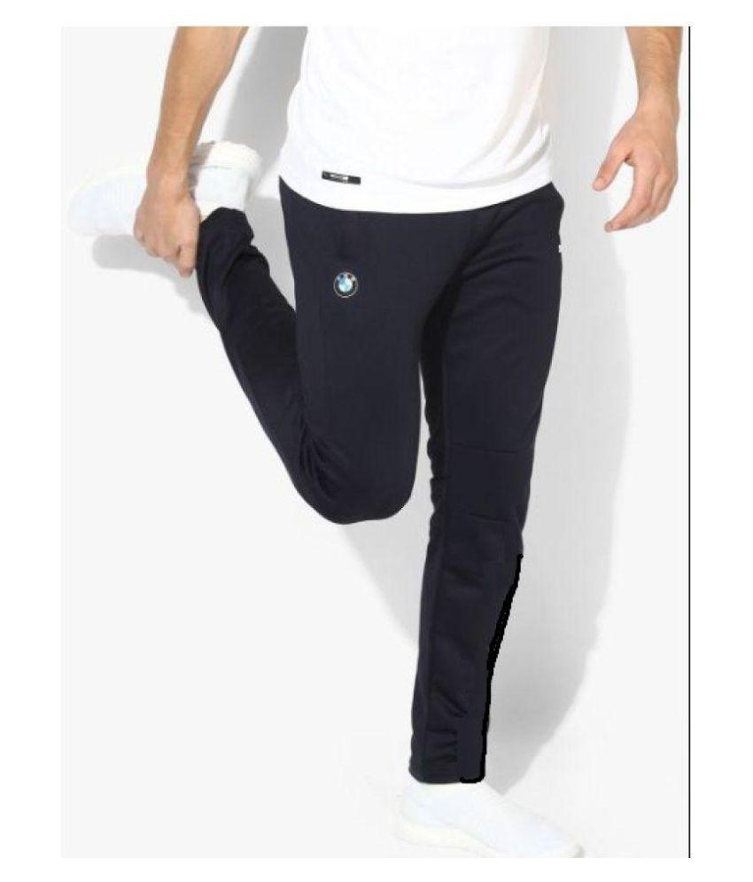 Puma BMW Navy Blue  Black Track Pant