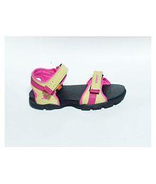 Sparx Beige Floater Sandals