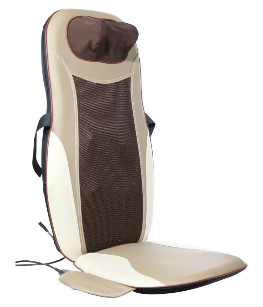 Telebrands Seat Topper Back And Neck Massager