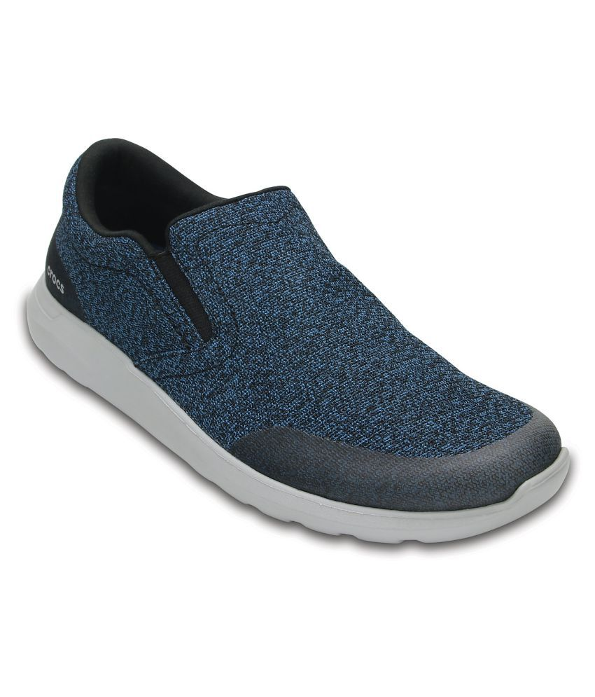 aed1f272b973 Crocs Crocs Kinsale Static Slip-on M Lifestyle Navy Casual Shoes - Buy  Crocs Crocs Kinsale Static Slip-on M Lifestyle Navy Casual Shoes Online at  Best ...