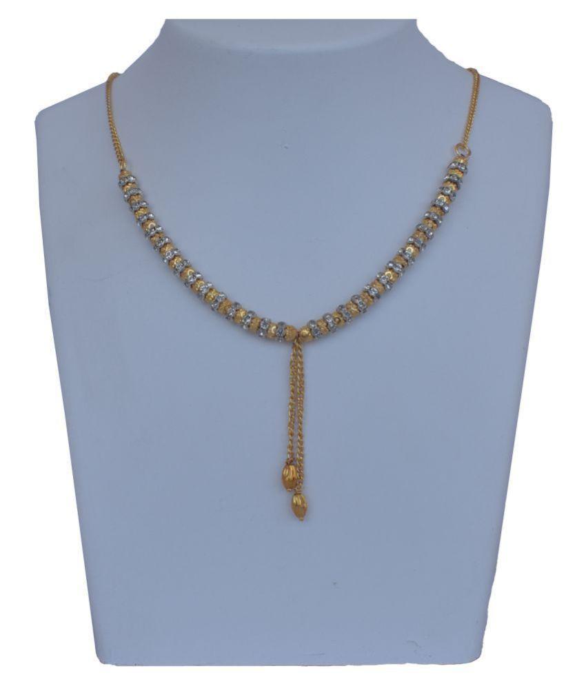 Ami Silver Chakri Tranding Necklace