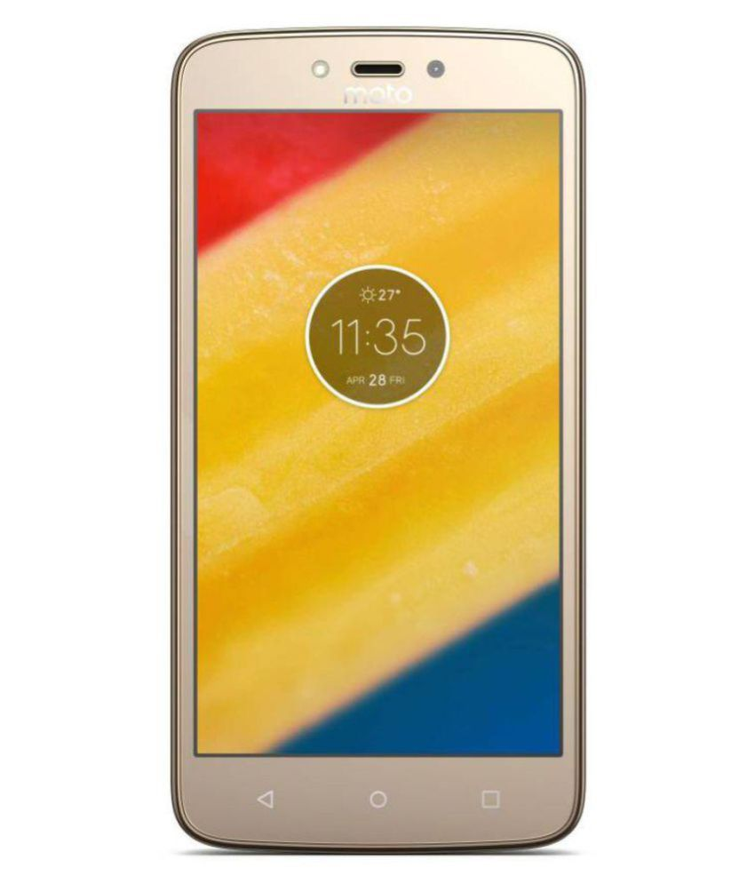Motorola Golden MOTO C PLUS 16GB