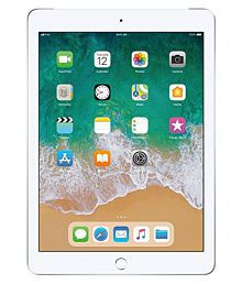 Apple iPad (6th Gen) (9.7 Inch) (32GB, Silver) ( Wifi Only , No Voice Calling )