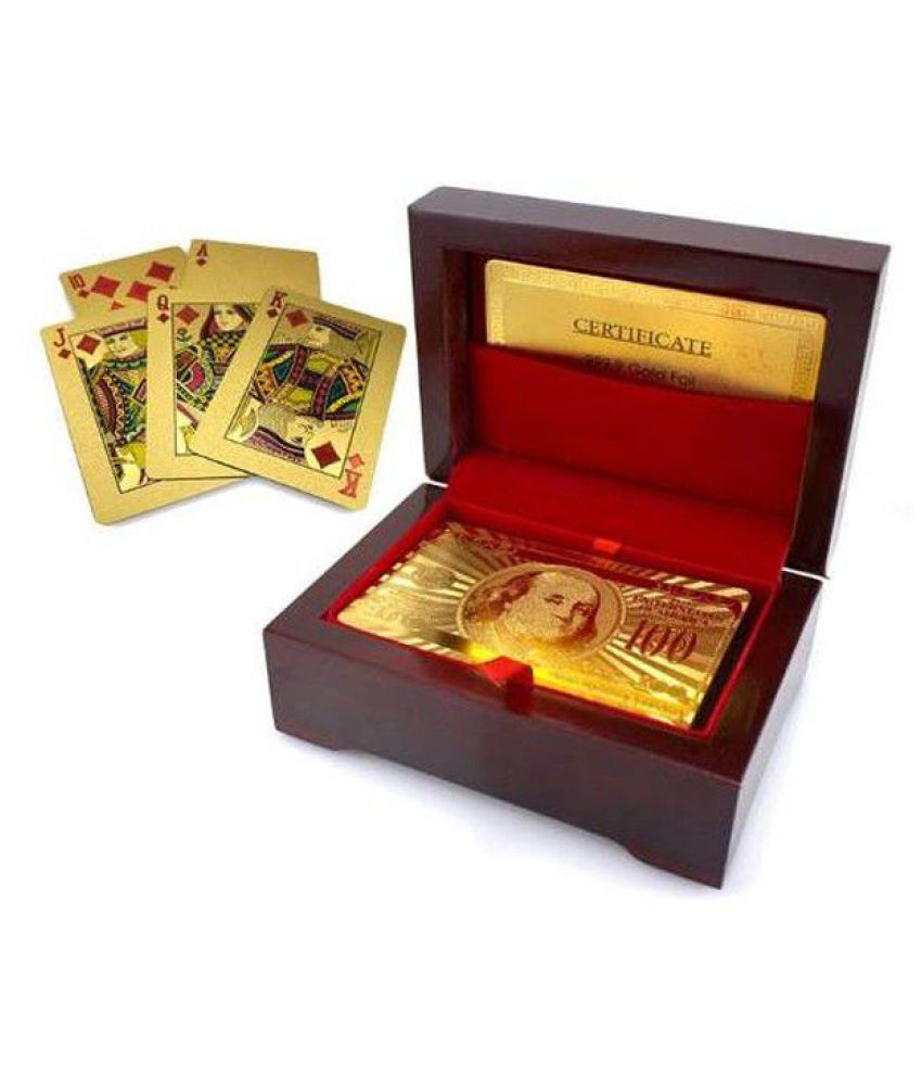 Lucky Traders Other Plastic Playing Cards