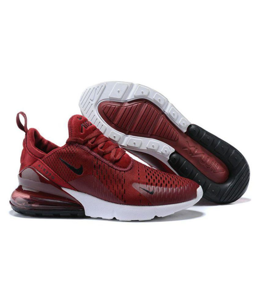 sports shoes 88a60 c3a71 nike air max 270 total orange hot punch  nike air max 270 red running shoes