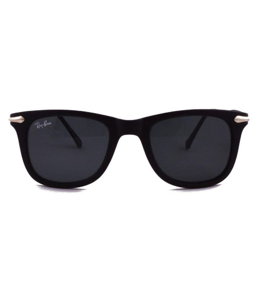 dcf991b7e3 Fashion Black Wayfarer Sunglasses ( RB 2148 ) - Buy Fashion Black ...