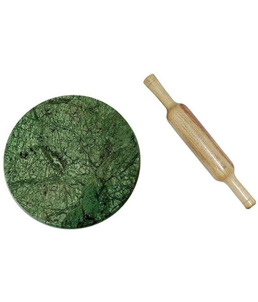ADINATH EXPORTS Marble Rolling Pin Combo 1 Pc