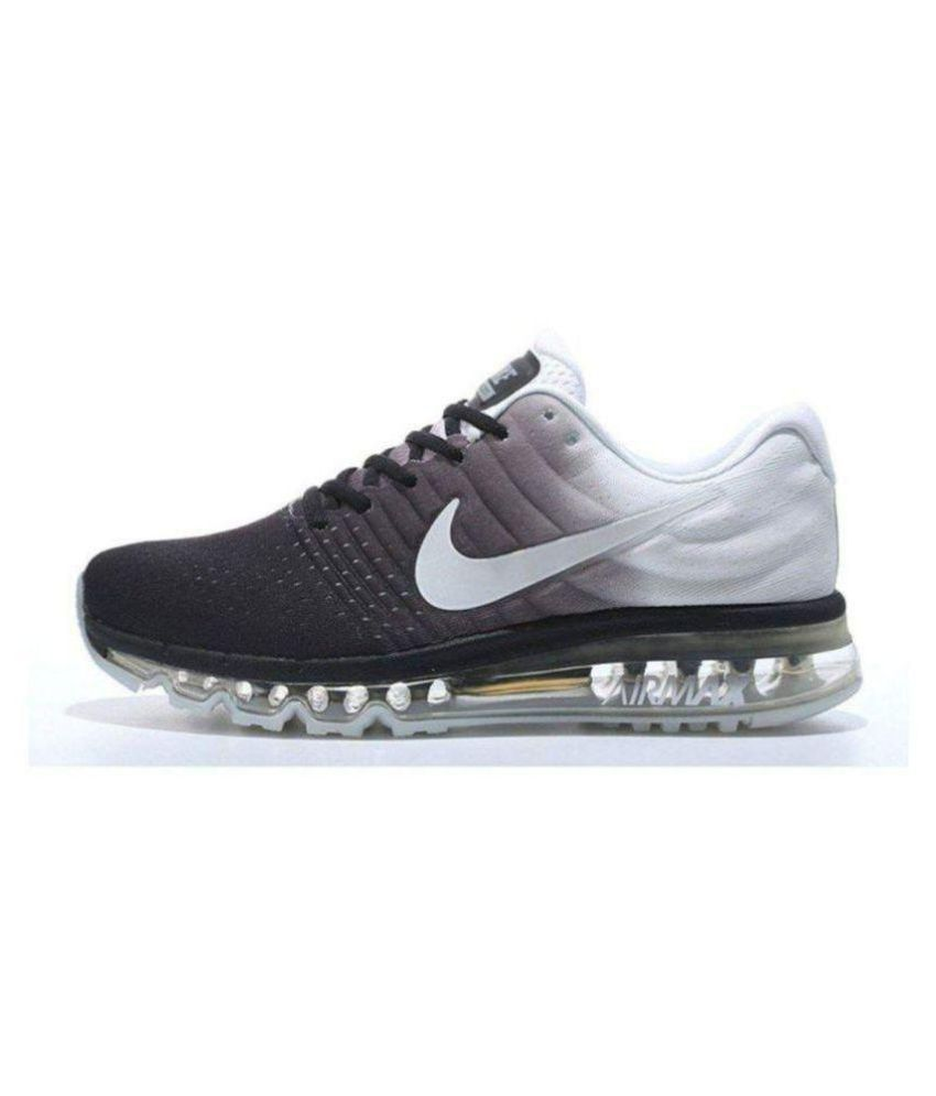 new arrivals 0042c 46869 ... Nike Air Max 2017 White Running Shoes ...
