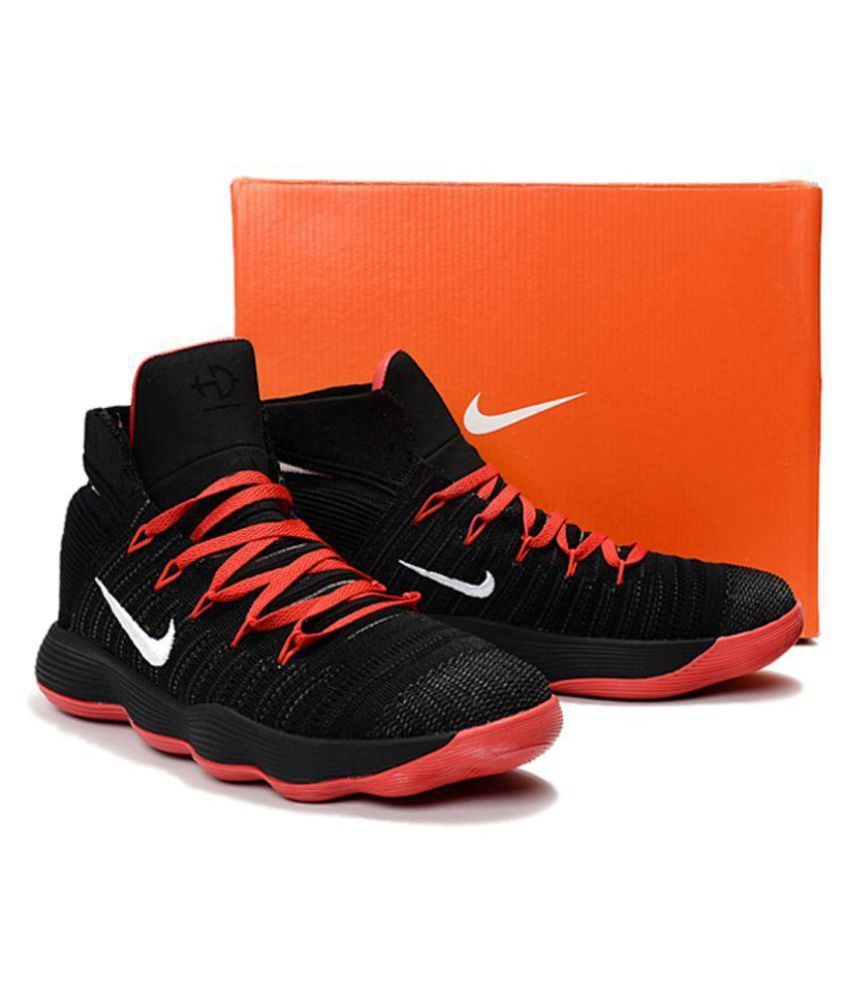 5614424c5161 Nike HYPERDUNK 2017 Black Basketball Shoes - Buy Nike HYPERDUNK 2017 ...