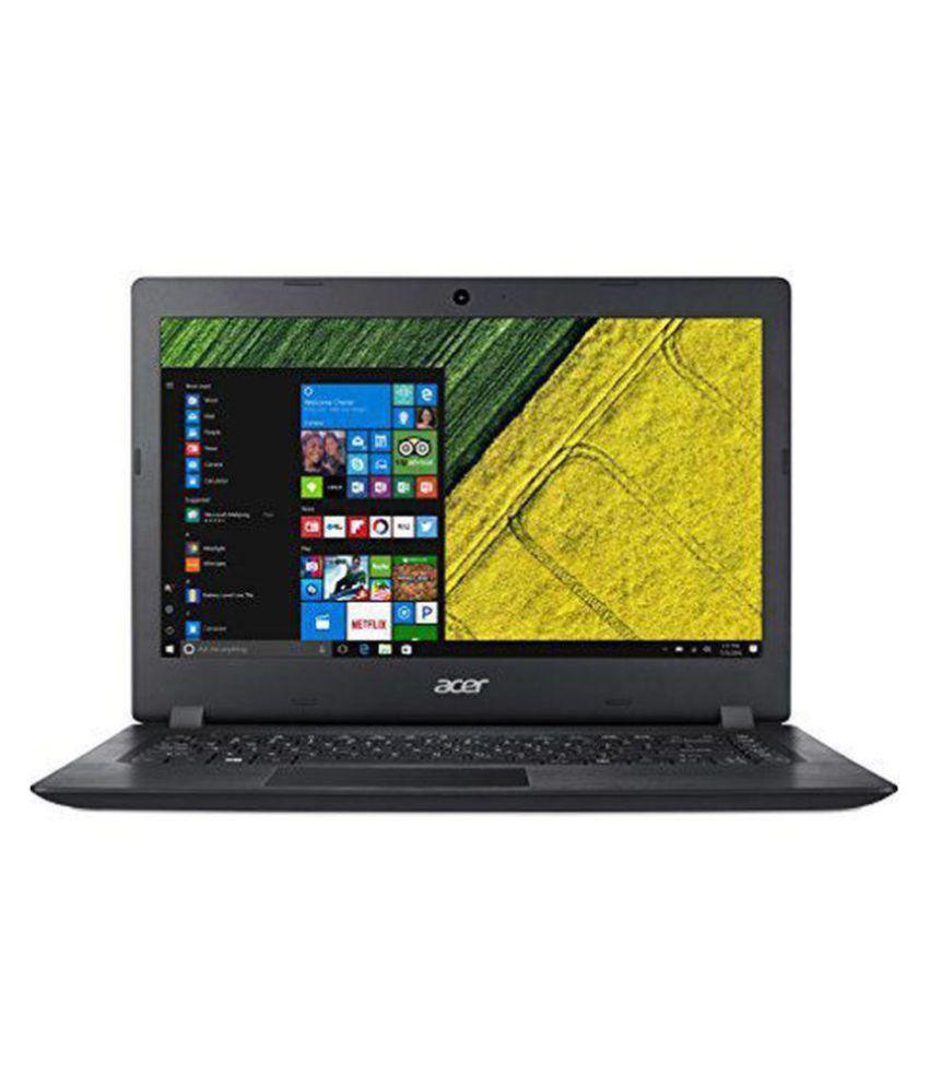 Acer E Series (UN.GNVSI.001) - AMD E2 - 4GB RAM - 1TB HDD - (15.6) - Windows 10 Home - Integrated Graphics - Black