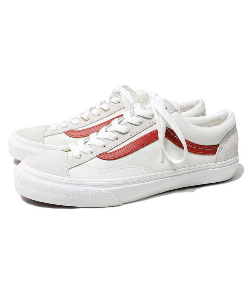 Vans Marshmellow Sneakers White Casual Shoes