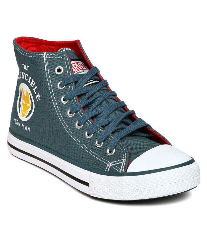 kook n keech slip on sneakers