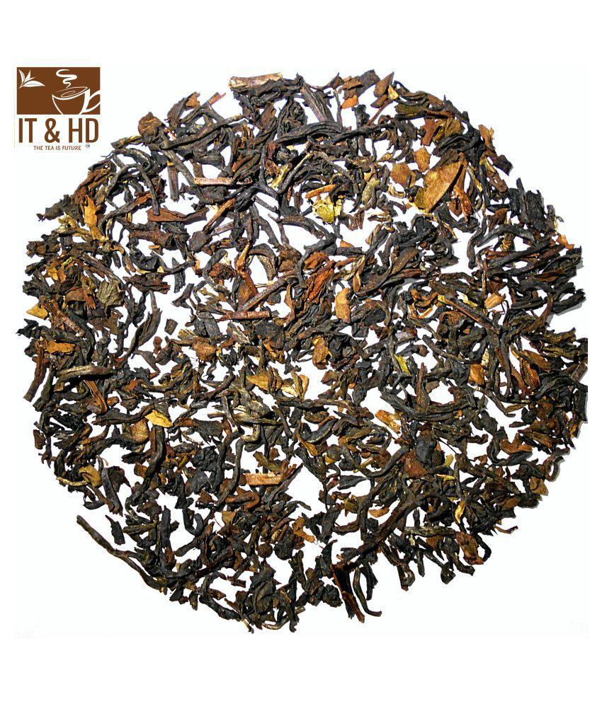 IT & HD ASSAM ROASTED LEAF Assam Tea Loose Leaf SEWEET TEA LEAF AROMA 200 gm