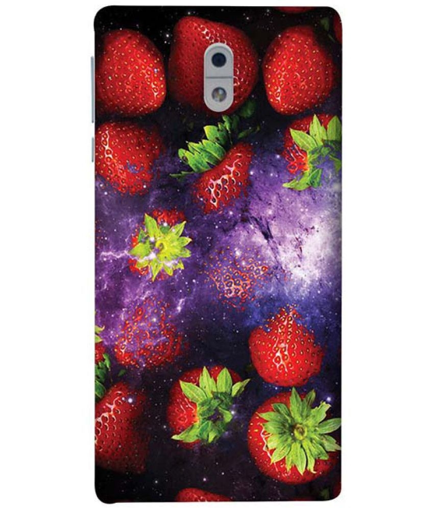 Nokia 3 Printed Cover By YuBingo