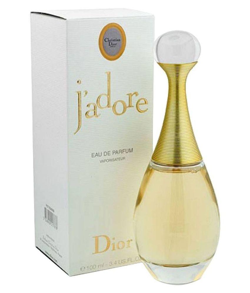 Christian Dior Jadore Edp 100 Ml For Women Buy Online At Best