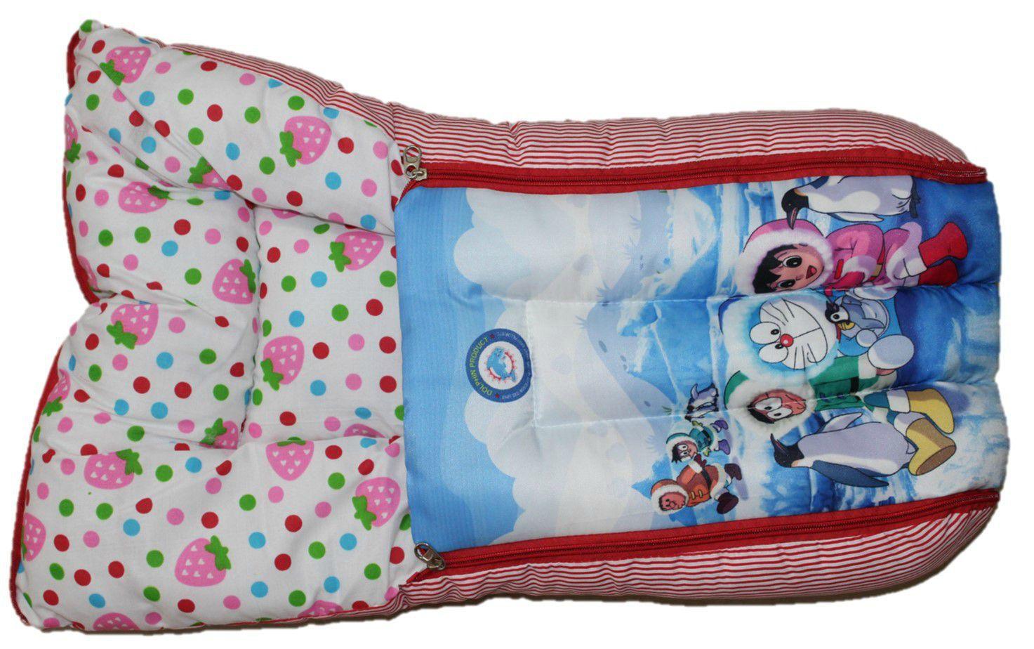 Krivi Kids Polyester Sleeping Bags ( 60 cm × 35 cm)