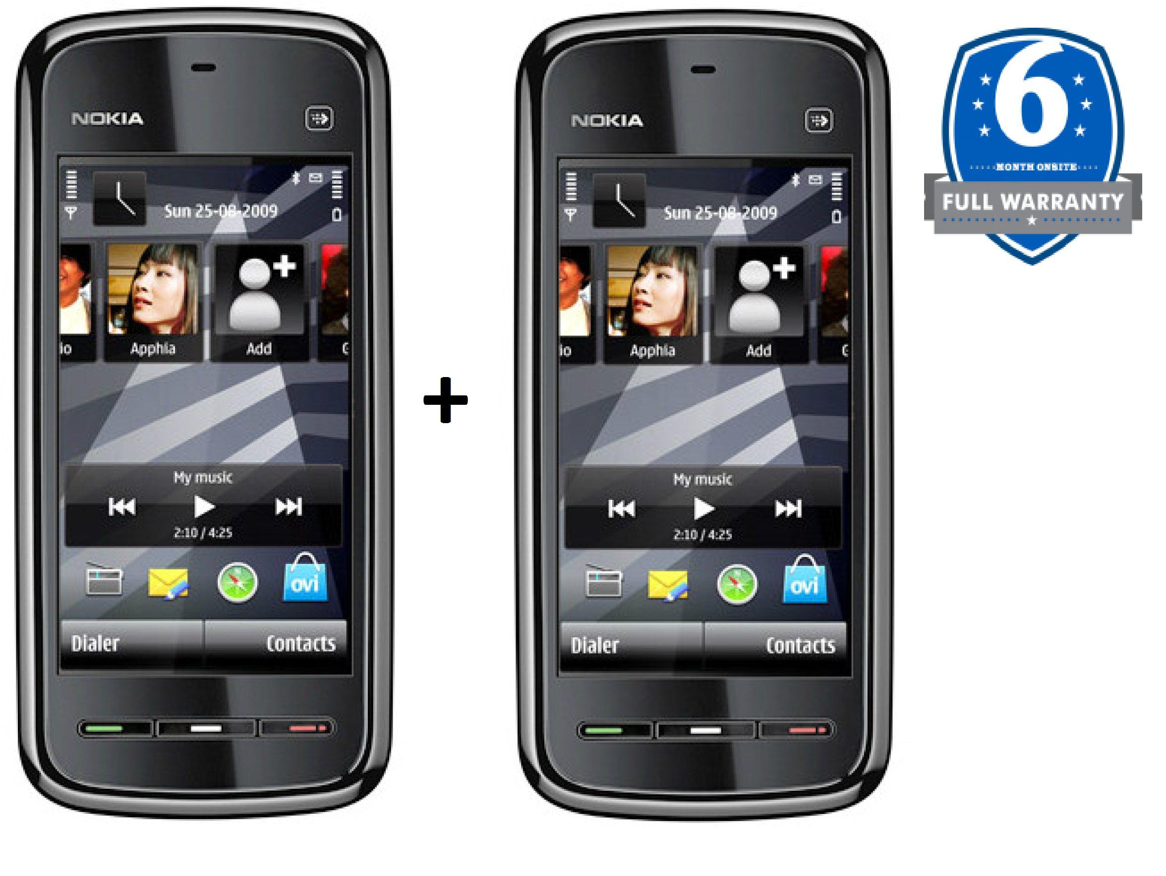 Camolinz Buy Nokia 5233 Get Nokia 5233 Black
