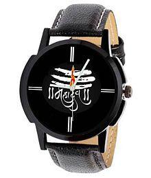 Mahadev Printed Dial men's analog Watch