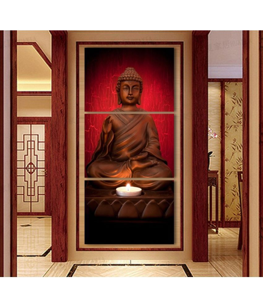 Buddha Digital Canvas Printing without Frame AHDCP-36R