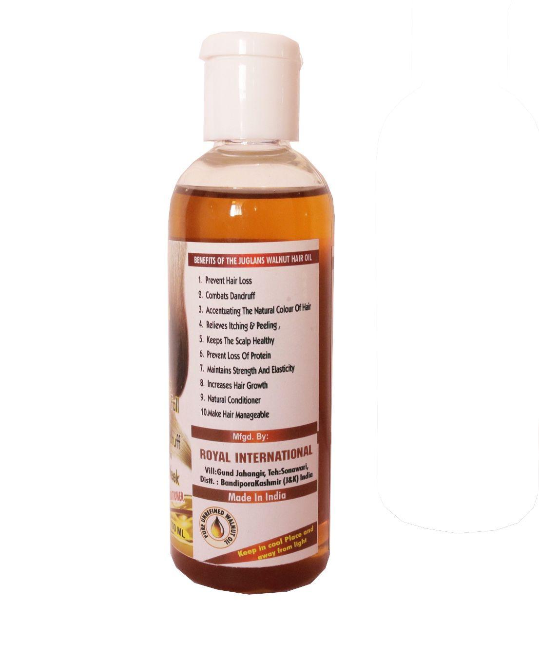 Juglans Walnut Hair Oil 100 ml