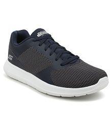 Skechers 54290 Navy Running Shoes