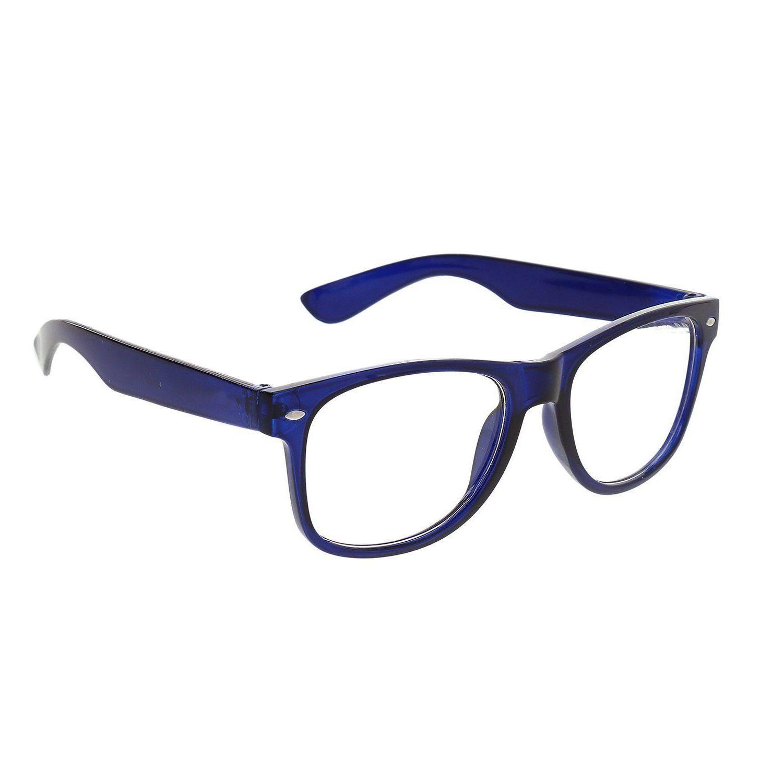 Style as Fashion Clear Wayfarer Sunglasses ( SF0084SG )
