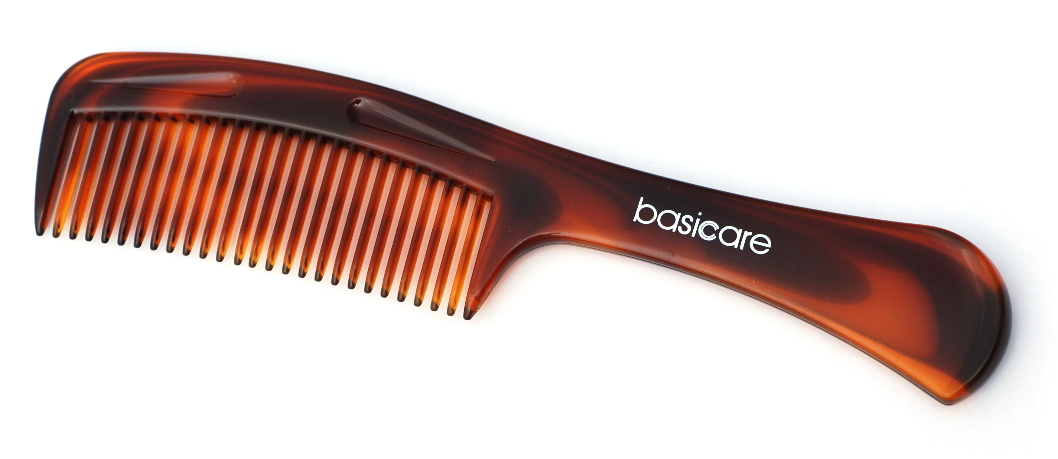 Basicare Brown Casual Fashion Comb