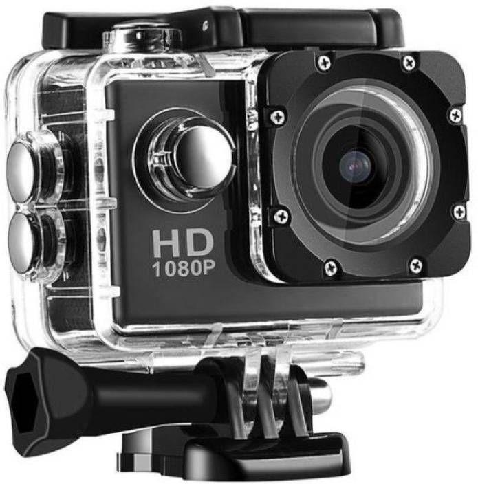 Camolinz Water Proof Action Camera 1080P MP Digital Camera