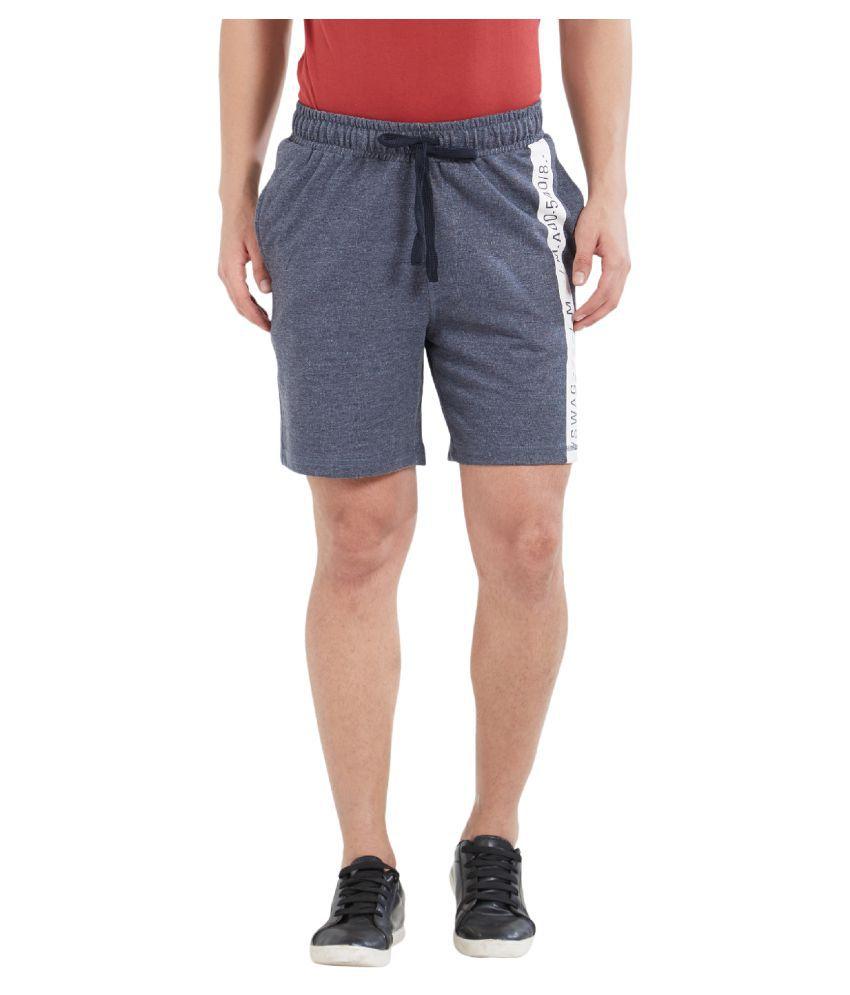 Deezeno Blue Shorts