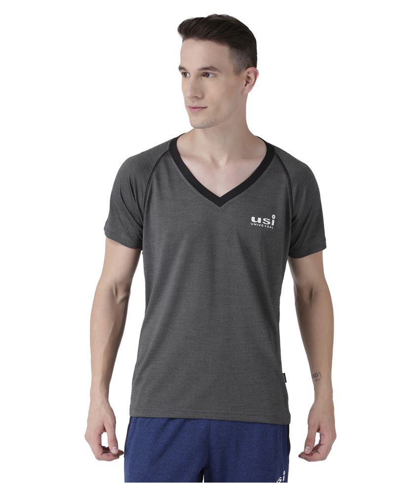 USI Universal Grey Training T-Shirt