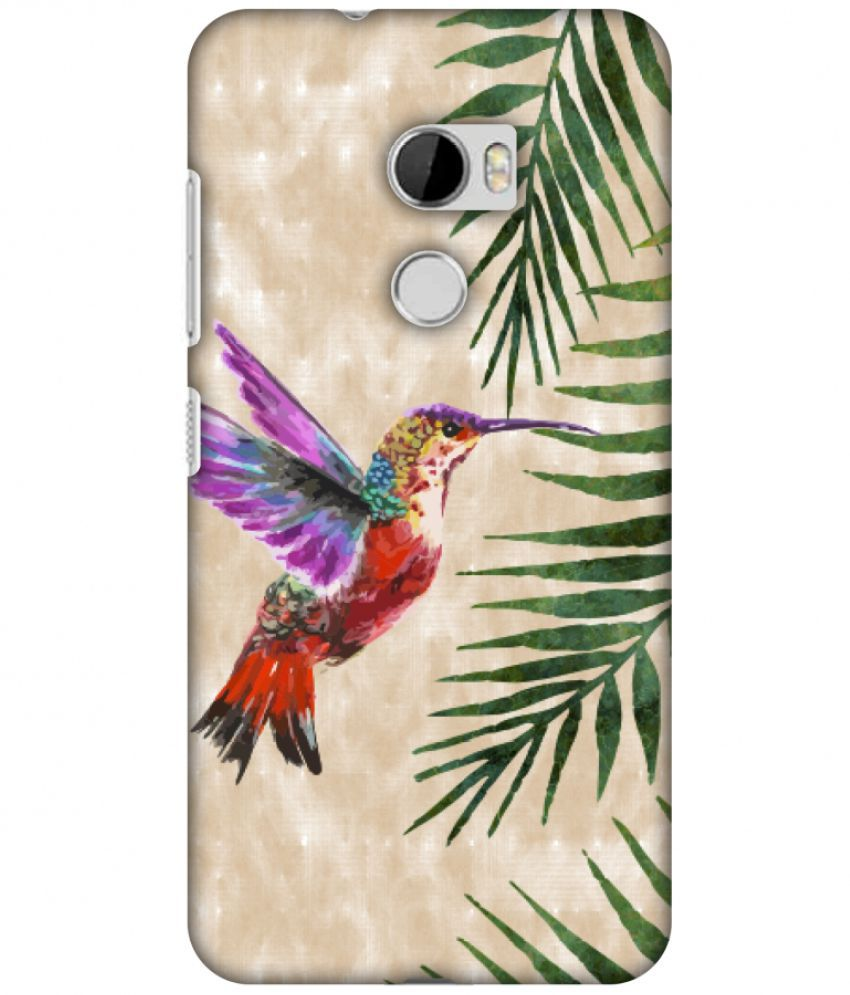 HTC One X10 Printed Cover By Amzer