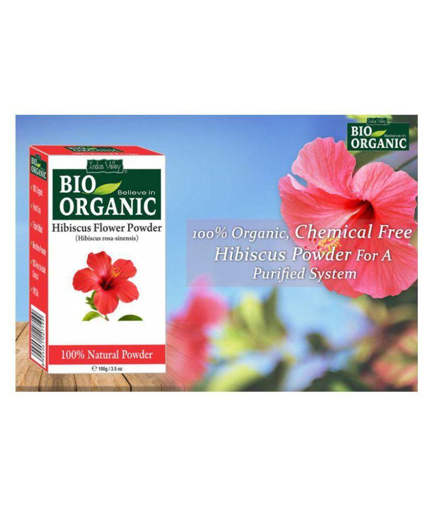 Indus valley 100 organic hibiscus powder single buy indus valley indus valley 100 organic hibiscus powder single izmirmasajfo