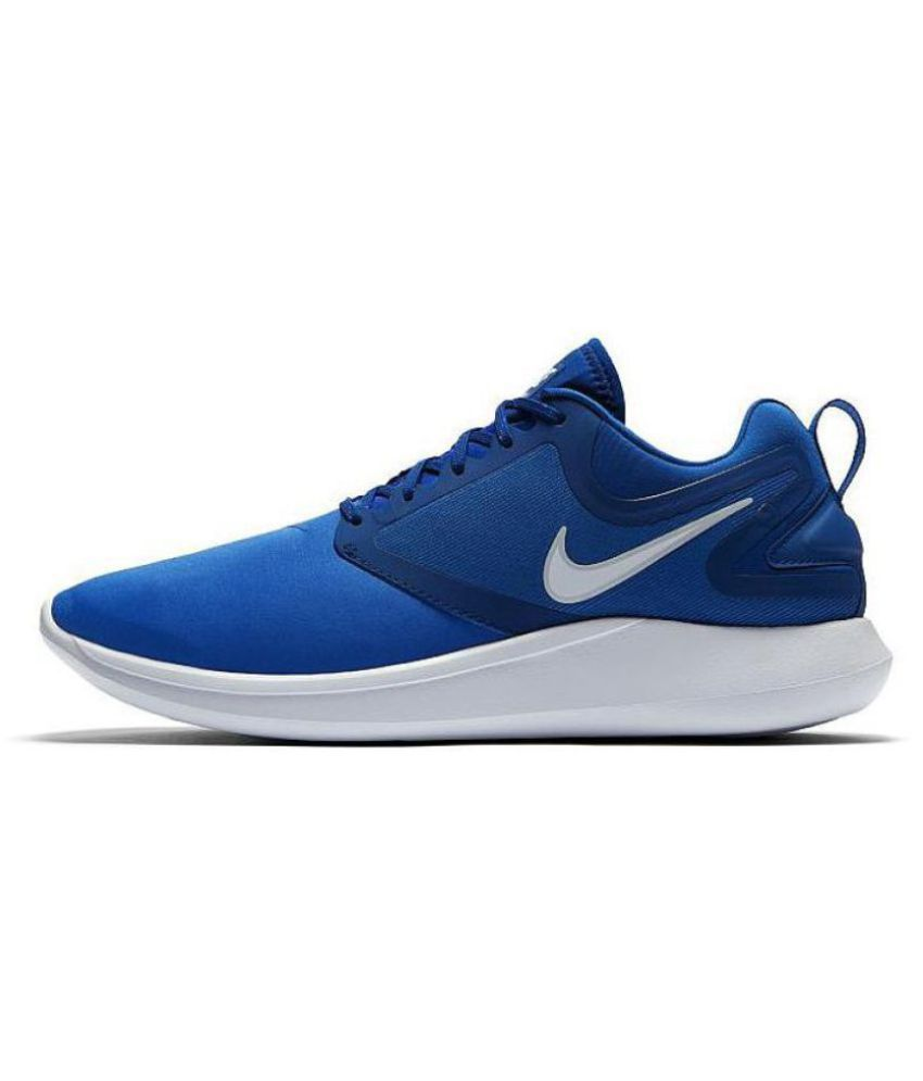 Nike Lunarsolo 2018 Blue Running Shoes - Buy Nike Lunarsolo 2018 Blue  Running Shoes Online at Best Prices in India on Snapdeal 717b3c143