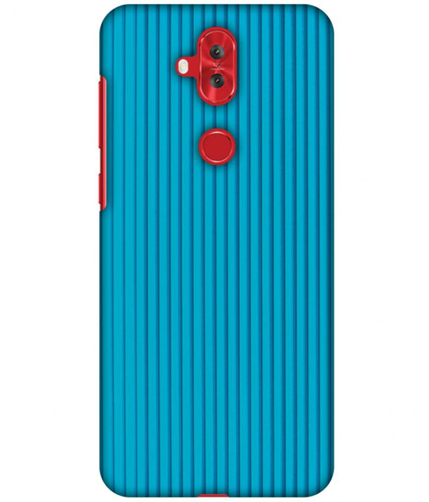 Asus Zenfone 5 Lite Printed Cover By AMZER