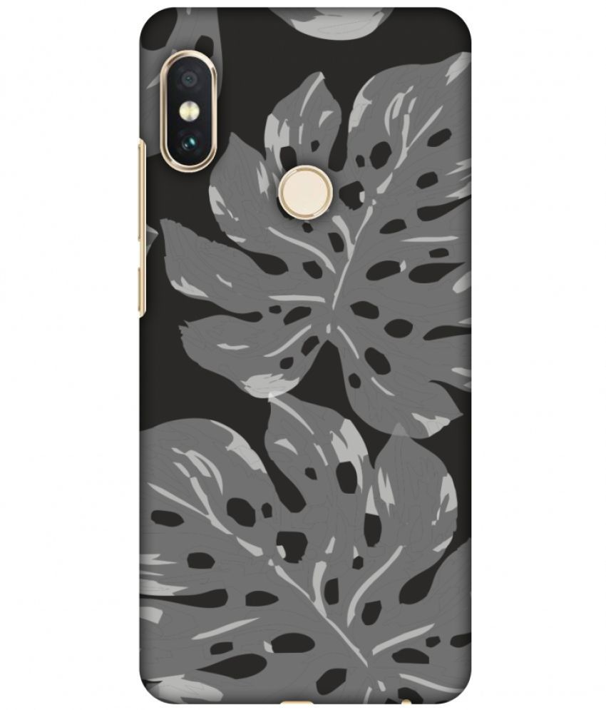 Xiaomi Redmi Note 5 Printed Cover By AMZER