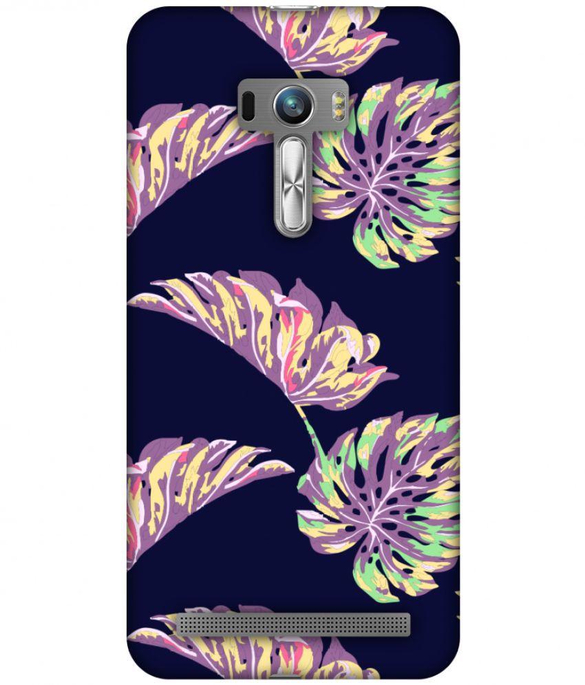 Zenfone Selfie ZD551KL Printed Cover By AMZER