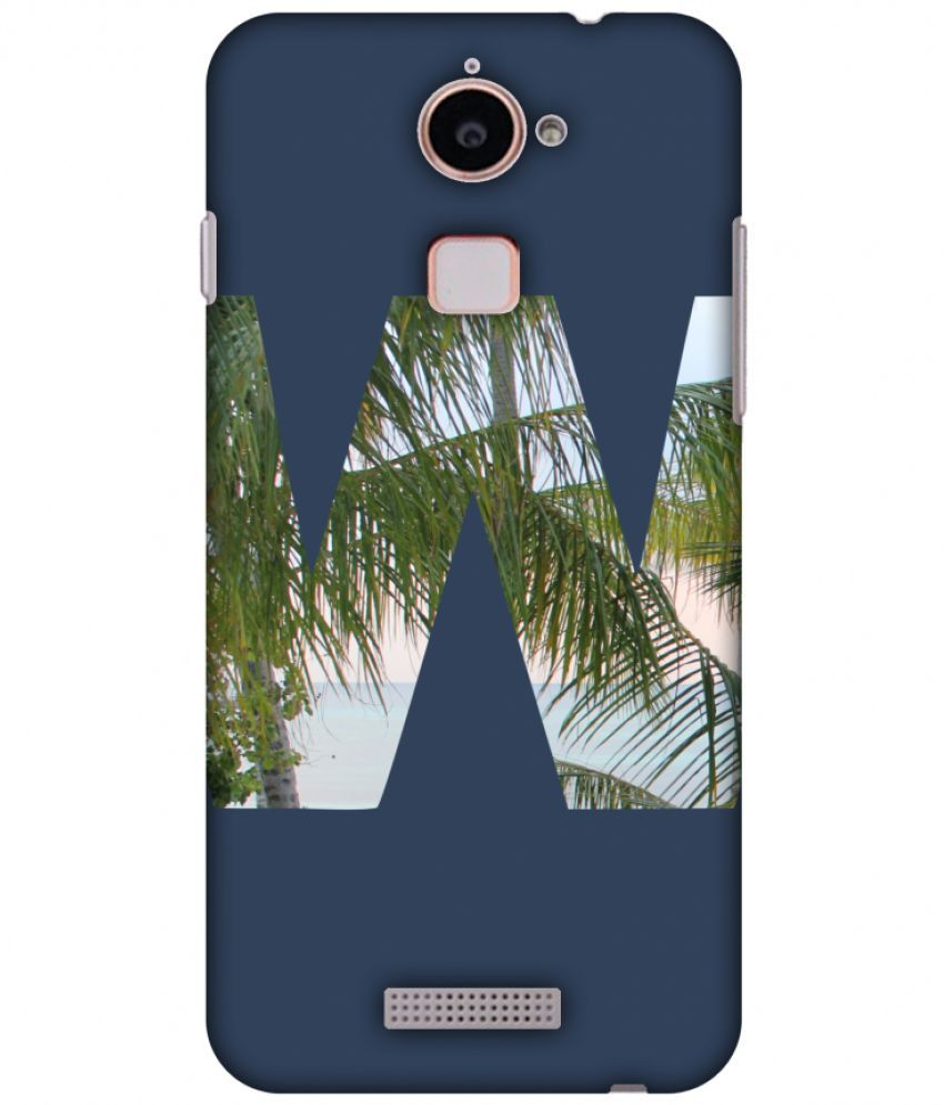 Coolpad Note 3 Lite Printed Cover By Amzer