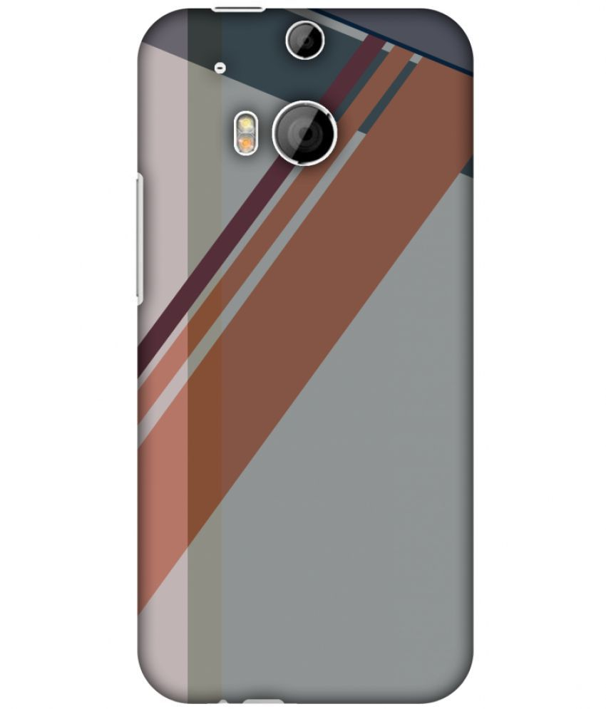 HTC One (M8 Eye) Printed Cover By Amzer