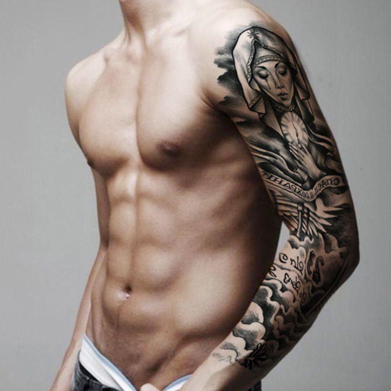 Guru Body Tattoo