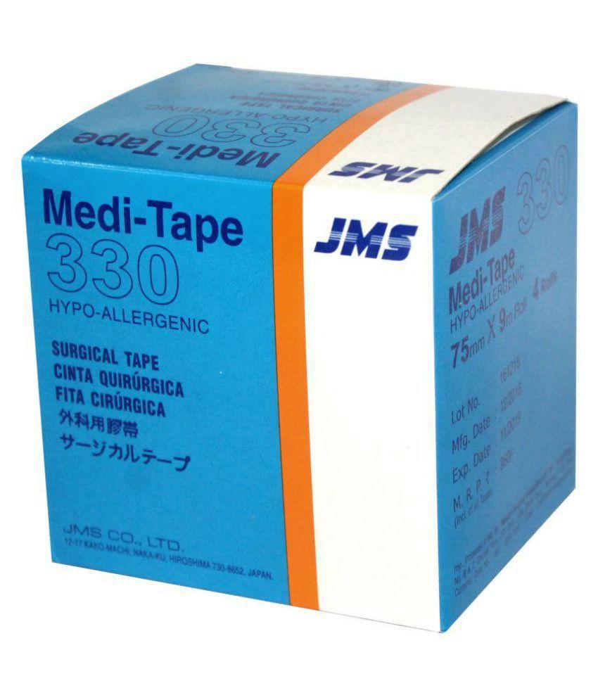 JMS MEDITAPE DRESSING TAPE Pack of 4