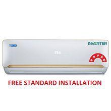 BLUE STAR 1.5 Ton 5 Star Inverter 5CNHW18QATX Split Air Conditioner ( 2018 Model ) Free Standard Installation