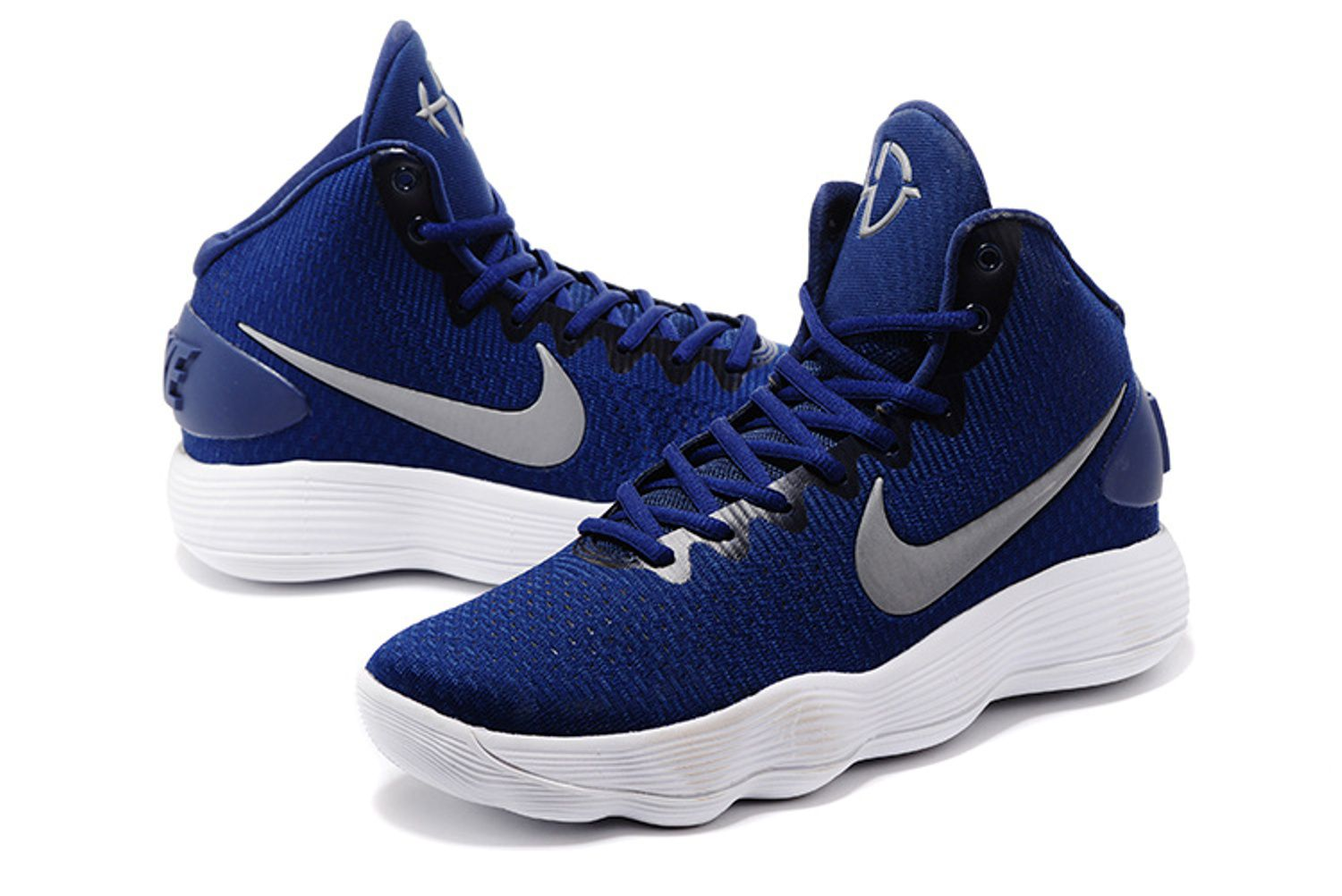 c3b21fd9b84d Nike Hyperdunk 2017 Blue Basketball Shoes - Buy Nike Hyperdunk 2017 Blue  Basketball Shoes Online at Best Prices in India on Snapdeal