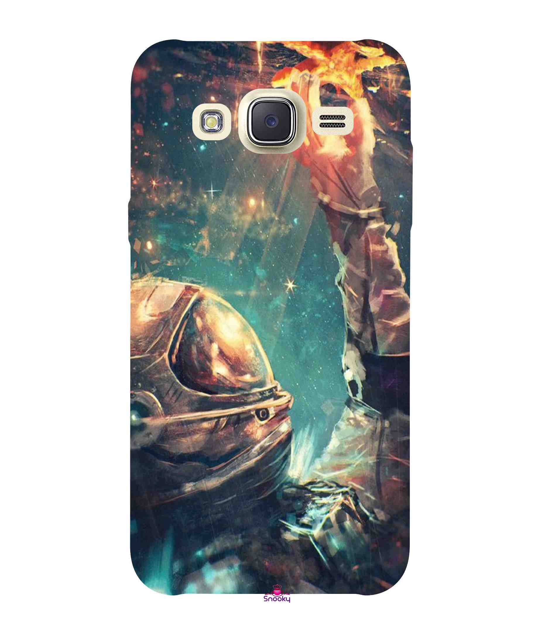 Samsung Galaxy J5 Printed Cover By Snooky