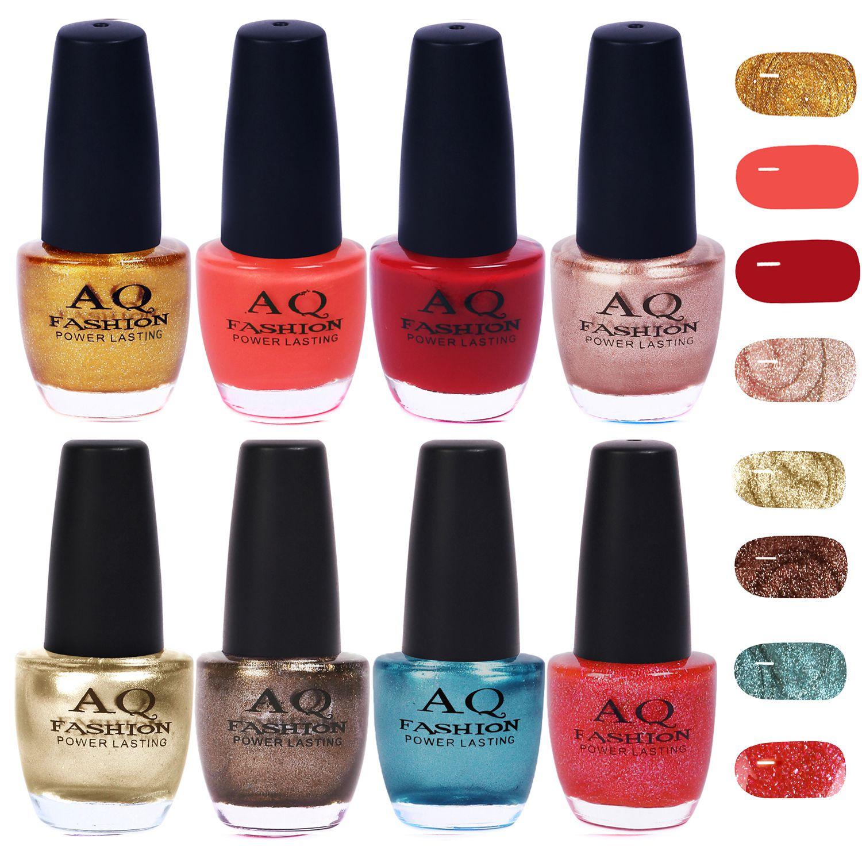 AQ Fashion Nail Polish New Collection Matte 96 ml
