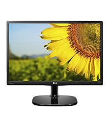 LG 20MP48A-B 49cm (19.29-inch) IPS Led Monitor (Black)