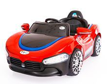 Toyhouse Sports Rechargeable Battery Painted Ride-on car, Red