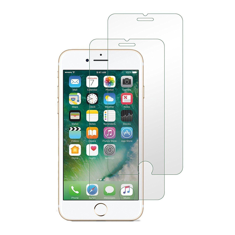 sale retailer baeb4 0305a 2+1-PACK]iPhone 7 plus / 8 plus DK Screen Protector Glass,1-pack ...